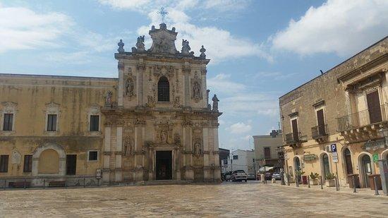 Mesagne, Italie : Chiesa di Santa Maria in Betlem