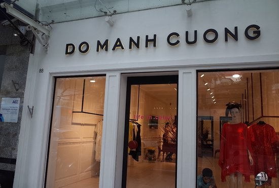 Do Manh Cuong Boutique