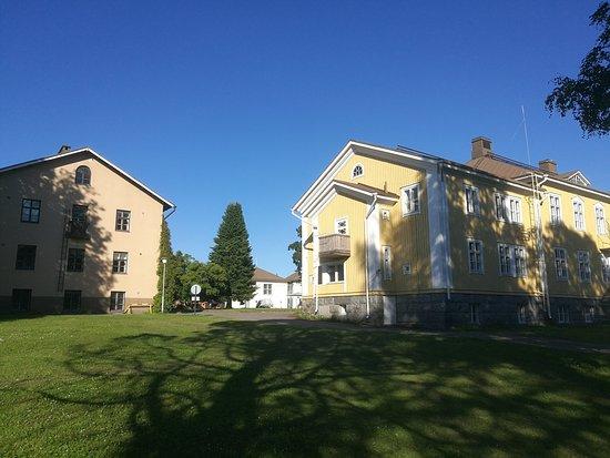 Suonenjoki, Φινλανδία: Vanha Maamies rannalta päin