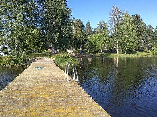 Suonenjoki, Finnland: Vanhan Maamiehen laiturilta