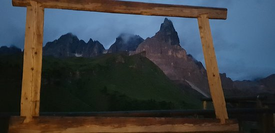 Passo Rolle, Italy: 20180814_205958_large.jpg