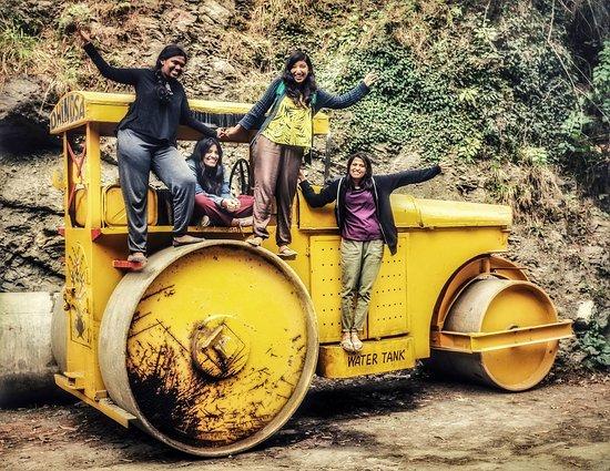 Jibhi, India: Chill scenes