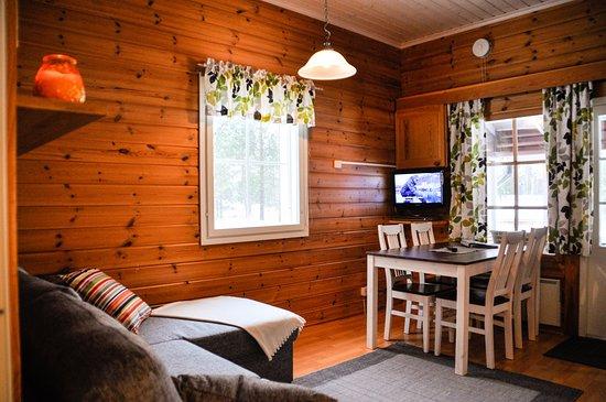 Punkaharju, Suomi: Standard one bedroom cottage with sauna