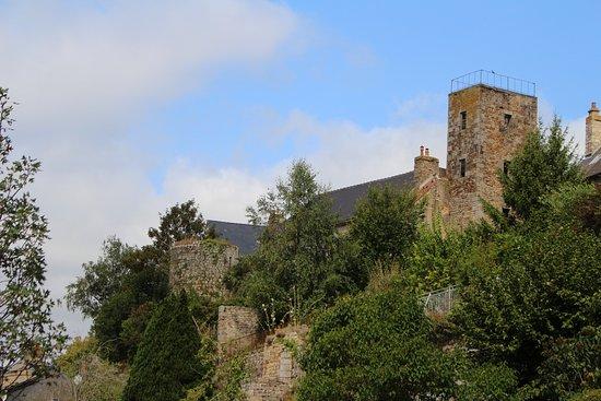 Chateau de Domfront: domfront