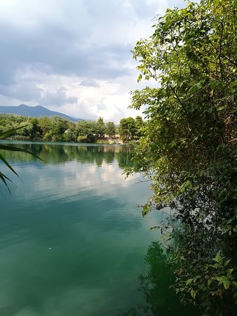 20170815 130250 picture of lago di telese for Grosso pesce di lago