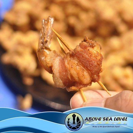 Rosario, Filipinas: Enjoy your favorite seafoods!