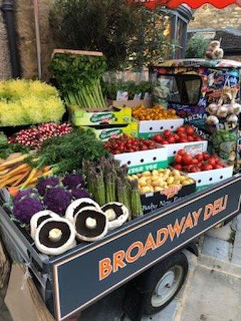Broadway Deli: Piaggio Ape