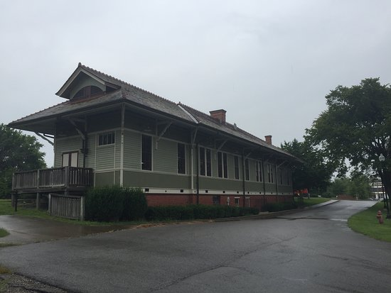 Stanford, เคนตั๊กกี้: Historic L&N Railroad Depot