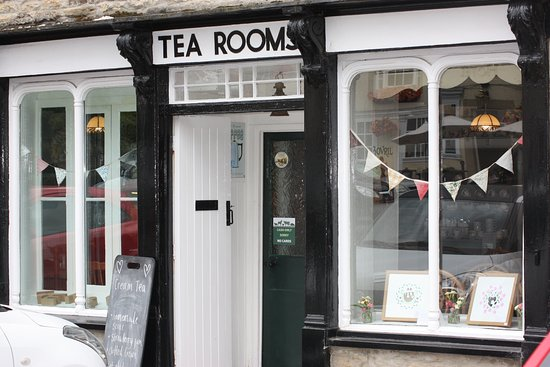 Allendale, UK: A tearoom since 1868...!!!