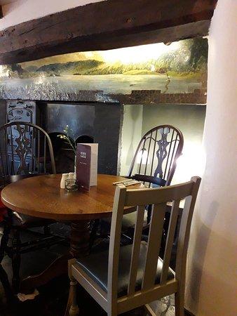 Threlkeld, UK: Sunday lunch :)