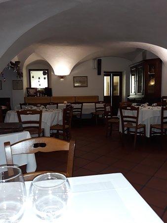 Treppo Carnico, إيطاليا: il locale caratteristico e ricco di ricordi