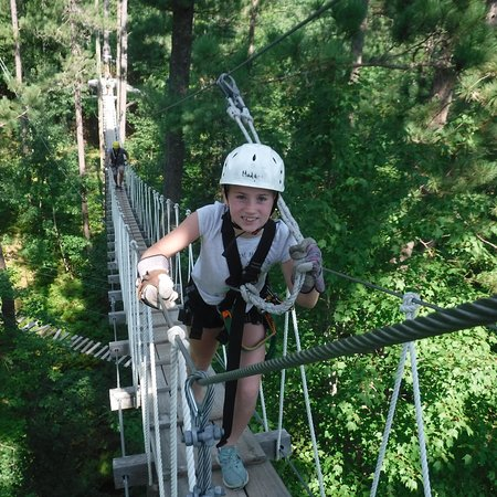 Northwoods Zip Line, Aerial Trekking, Argo ATV, and Kayak River Tours: photo0.jpg