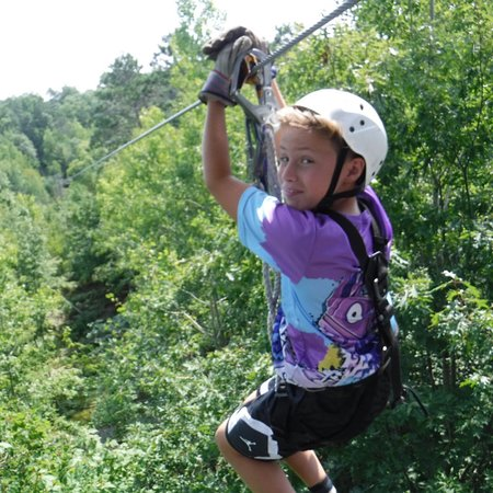 Northwoods Zip Line, Aerial Trekking, Argo ATV, and Kayak River Tours: photo1.jpg