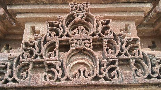 Sachiya Mata Temple: Intricate carvings
