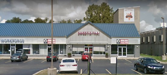 Wyoming, Мичиган: Business Store Front