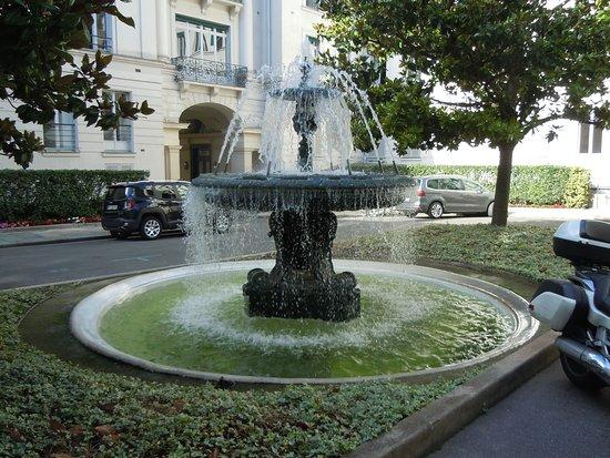 Fontaine du square d'Orleans