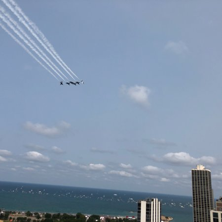 Изображение Chicago Air and Water Show
