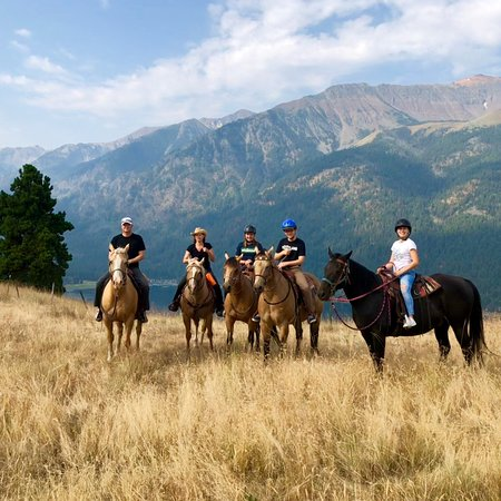 Enterprise, OR: Amazing ride along the Wallowa lake moraine.  Stunning views of the mountains and lake.