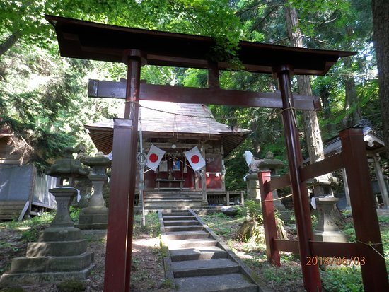 Fukuro Kannon Shirayamahime Shrine