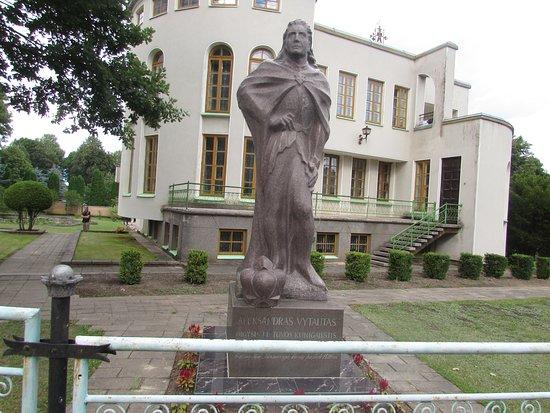 Kernave, ลิทัวเนีย: Vytautas the Great