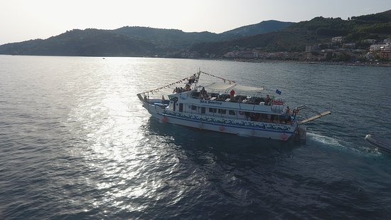 Seashuttle Costa Cilento: Sunset