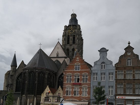 Dienst toerisme & evenementen Oudenaarde