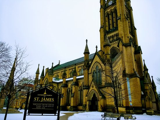 St Michael's Cathedral Basilica