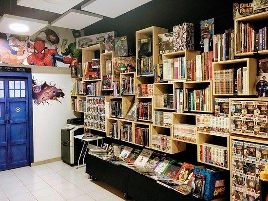 Livraria Setima Dimensao