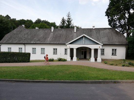 Zygmunt Krasinski Regional Museum.