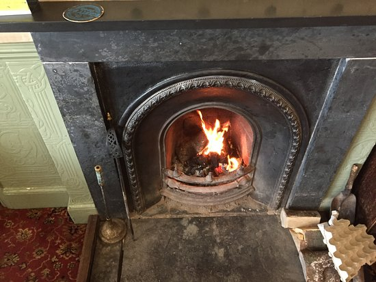 Foxfield, UK: Some glorious fire action in May 2018