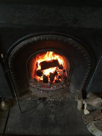 Foxfield, UK: Fire no.2 in May 2018.  Followed by a scorching summer.