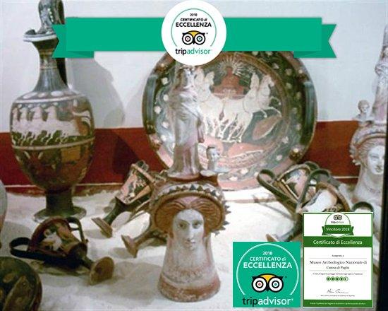 Canosa di Puglia, Italie: Un ringraziamento a tutti i visitatori per le vostre recensioni.