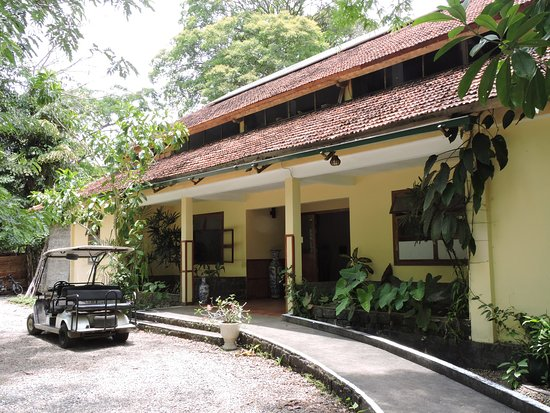 Cat Tien National Park, فيتنام: Forest Floor Lodge is nestled in tall rainforest with abundant wildlife