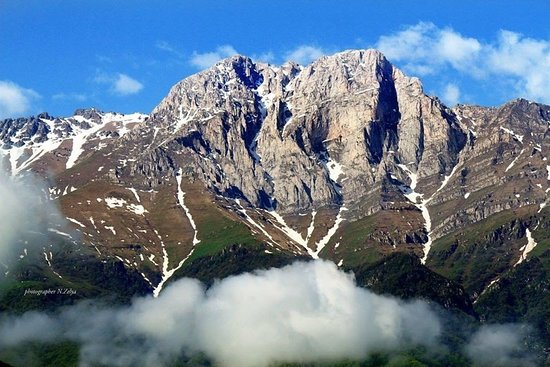Капан, Армения: Khustup mountain