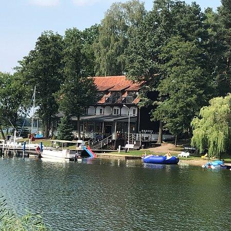 Kretowiny, Πολωνία: Wyspa Brzozowa