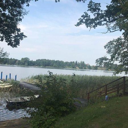 Kretowiny, Polen: Wyspa Brzozowa