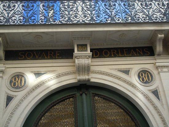 Square d'Orleans
