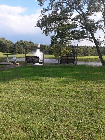 Newville, Πενσυλβάνια: pond