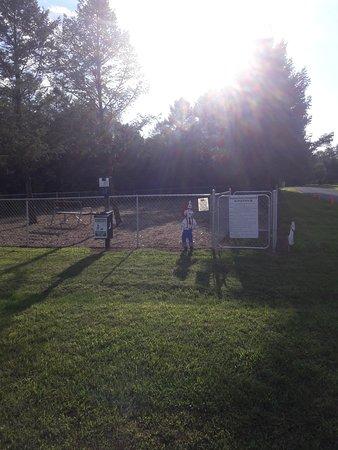 Newville, Πενσυλβάνια: dog park