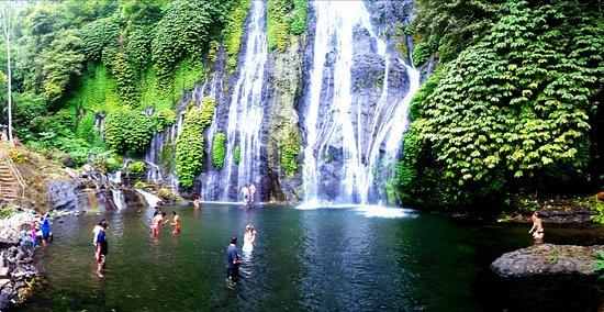 Banyumala Twin Waterfalls – kuva