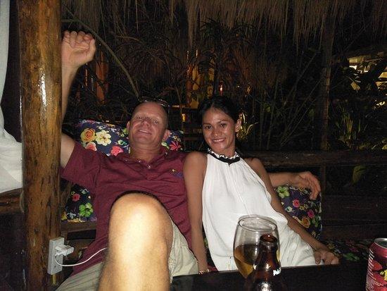 Sunz En Coron Resort: relaxed at Sunz En