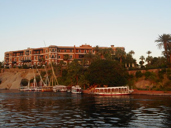 Old Cataract Hotel Aswan Picture Of Memphis Tours Cairo