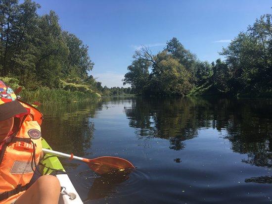Joniec, โปแลนด์: podczas spływu