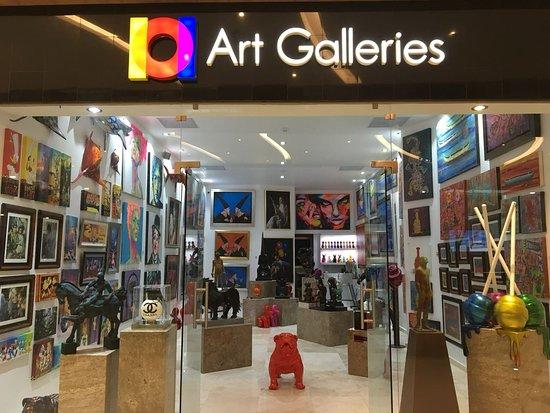 101 Art Galleries Paseo Interlomas