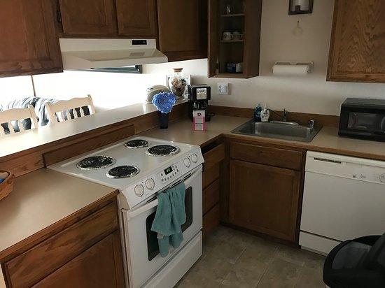 The Nautilus: kitchen