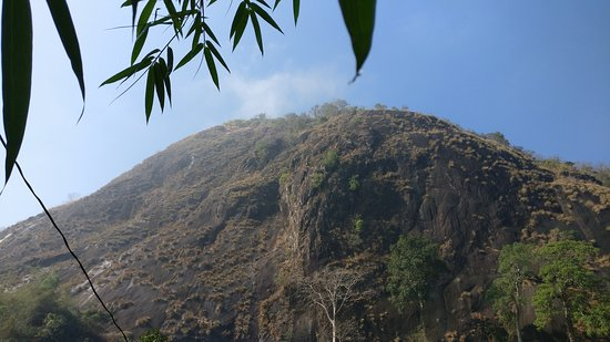 Cheruthoni, Индия: Vyshali Rock