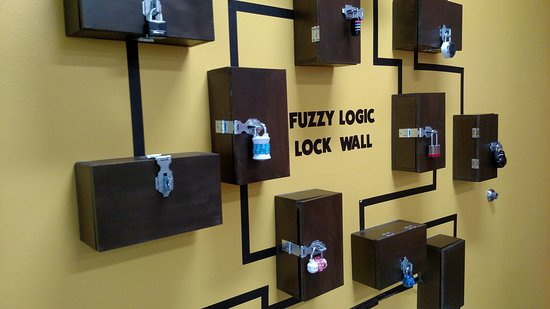 Fuzzy Logic Escape Room