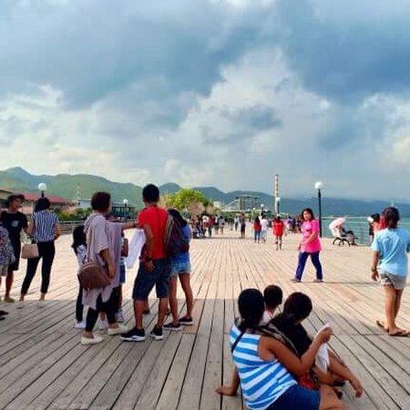 Naga City Boardwalk Image