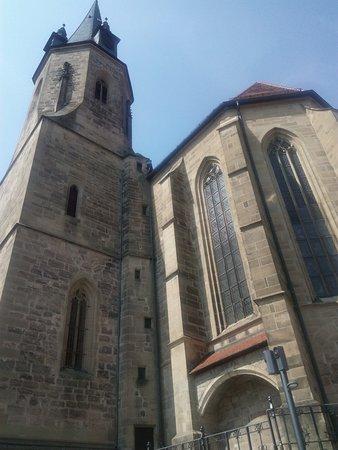 Stiftskirche Ohringen
