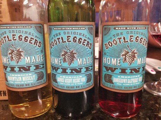 Bootleggers Homemade Wine
